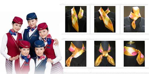 武汉职业装定制-克柔丝分享丝巾系法,助您气质飙升!