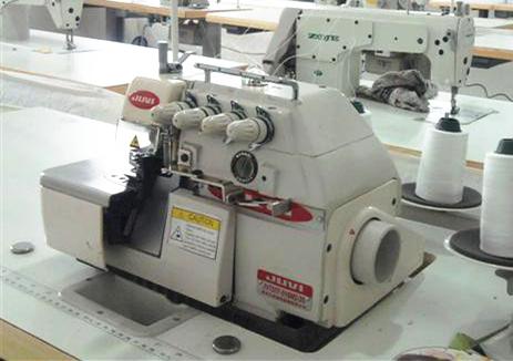 高速包缝机