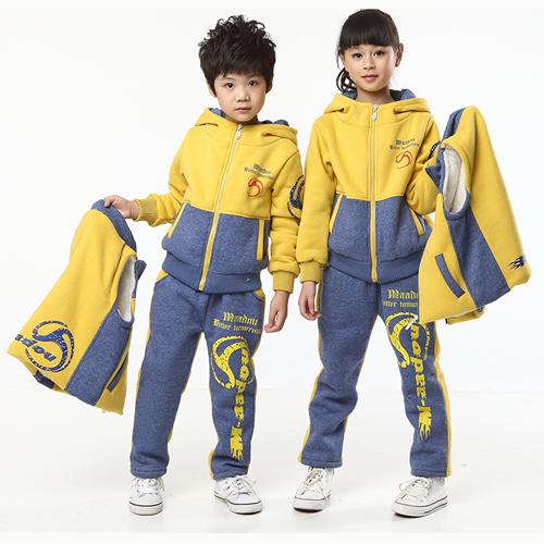 幼儿园小学校服套装订制厂家