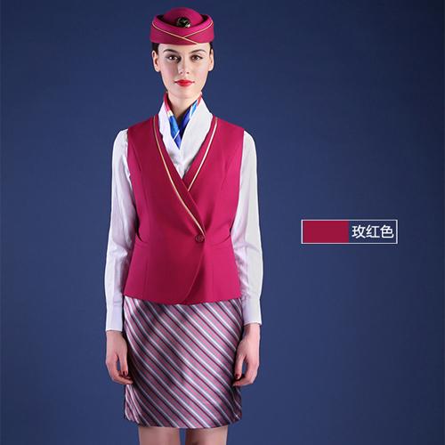 东航空姐制服套装定做