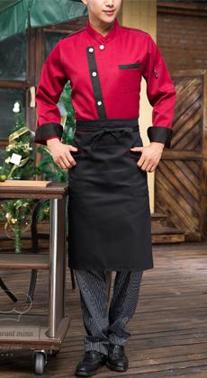 武汉酒店厨师工作服定做