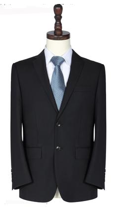 时尚修身白领西服套装定制