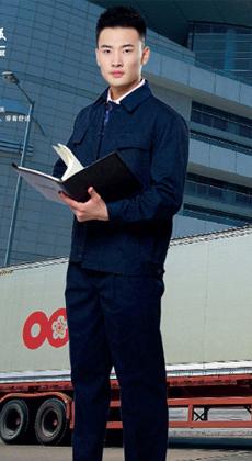 厂家现货春秋劳动服 工作服套装男 秋季长袖工作服 工服套装  厂服汽修服劳保服