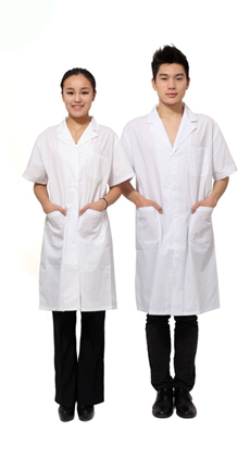 医生护士工作服定做厂家