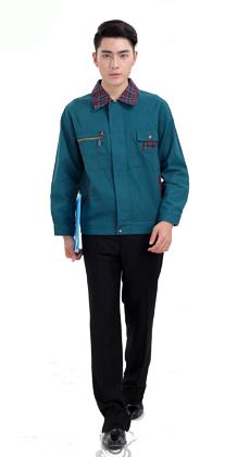 武汉服装厂定做工程工作服电工焊工工作服 厂矿工作服 夹克