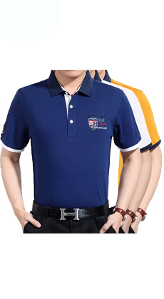 新款夏装短袖T恤定制厂家