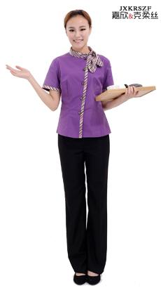 物业电梯员女式工作服定制