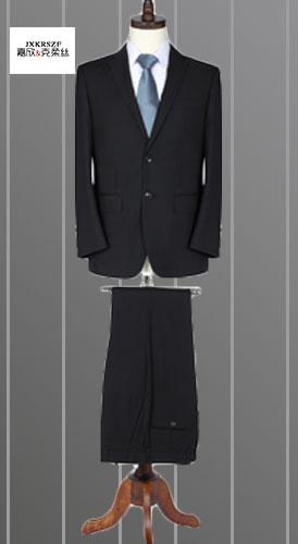 武汉时尚商务白领西服套装定制